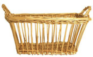 Figure 4: Who paints without air milks a cow in a basket